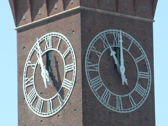 Waterbury Clock Tower - Union Station - Republican American Building